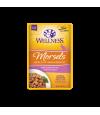 Wellness Healthy Indulgence Morsels Salmon & Tuna 3oz