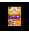 Wellness Healthy Indulgence Shreds Tuna & Shrimp 3oz