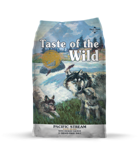 Taste of the Wild Puppy Pacific Stream Smoked Salmon Formula