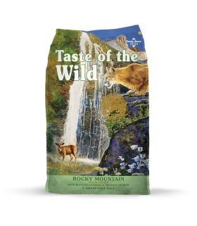 Taste Of The Wild Rocky Mountain Roasted Venison for Cat