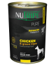Nutripe Pure Chicken with Green Tripe Dog Canned Food 390g x 24