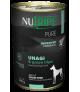 Nutripe Pure Unagi with Green Tripe Dog Canned Food 390g x 24