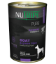 Nutripe Pure Goat with Green Tripe Dog Canned Food 390g x 24