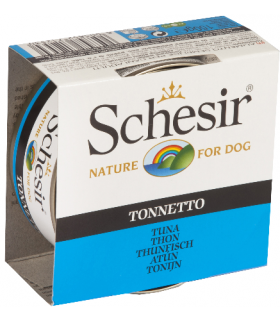 Schesir Tuna in Jelly for Dog 150g