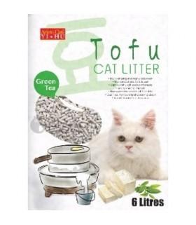 Aristo Cat Tofu Litter Green Tea 6L