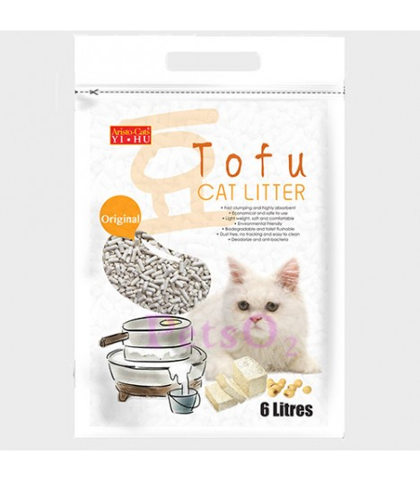 Aristo Cat Tofu Litter Green Tea