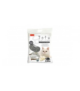 Aristo Cat Tofu Litter Activated Carbon 6L
