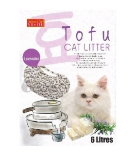 Aristo Cat Tofu Litter Lavender 6L