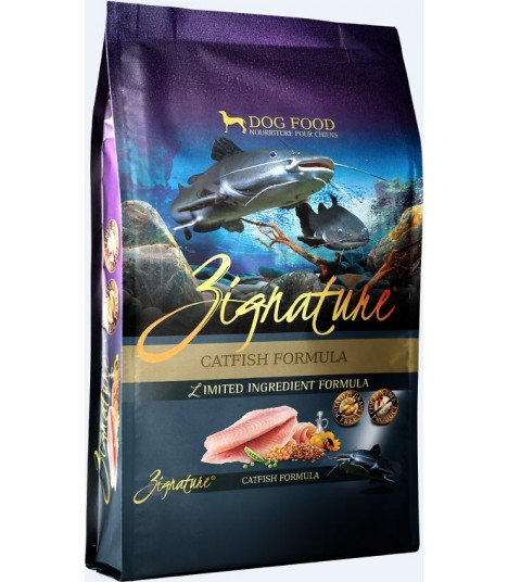 Zignature Catfish Formula