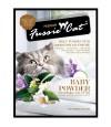 Fussie Cat Litter Baby Powder 10L