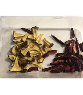Freeze dried small animal treat
