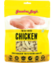 Grandma Lucy's Freeze-Dried Chicken Single Ingredient Cat & Dog Treats 3.5oz