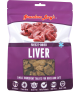 Grandma Lucy's Freeze-Dried Chicken Liver Single Ingredient Cat & Dog Treats 2.5oz