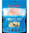 Grandma Lucy's Freeze-Dried Ocean White Fish Single Ingredient Cat & Dog Treats 2 oz