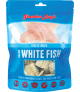 Grandma Lucy's Freeze-Dried Ocean White Fish Single Ingredient Cat & Dog Treats 2 oz