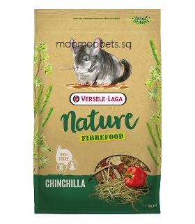Versele Laga Chinchilla Fibrefood 1KG