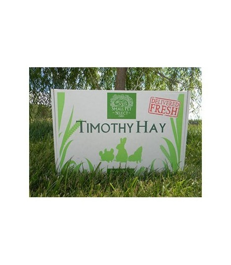 Small Pet Select Supreme Diamond Cut Timothy Hay 5lb