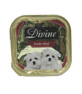 Divine Beef Tray Food 100g