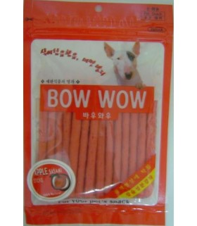 Bow Wow Apple Stick Jerky 100g