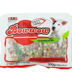 BW1011 Mixed Snacks 300g