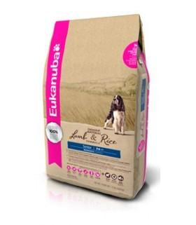 Eukanuba Senior Lamb & Rice 12kg