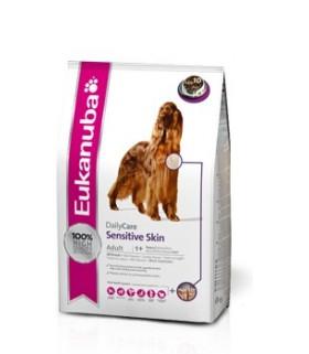 Eukanuba Daily Care Sensitive Skin & Coat 12kg