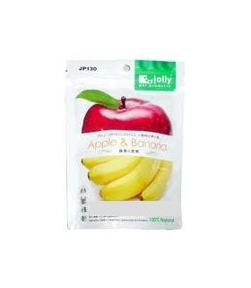 Jp130 Apple & Banana Snack 30g
