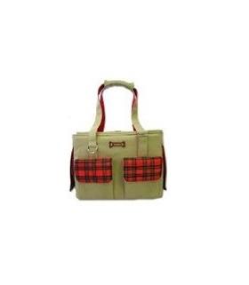 RB08110GN Front pocket bag