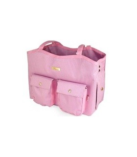 Pet Care BG-88PK Pink Pet Carrier