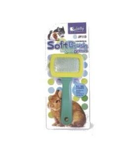 JP115 Blue/Green Soft Brush