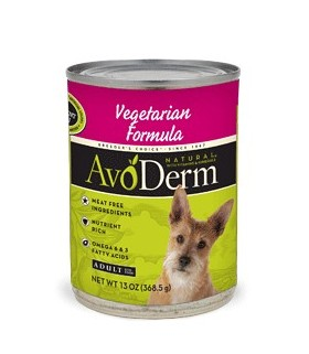 AvoDerm Natural Vegetarian Canned 13.2oz