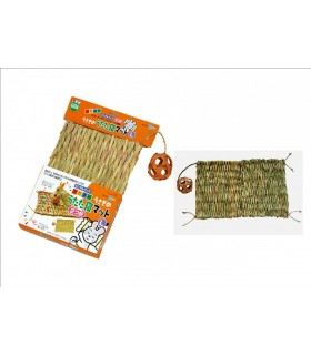MR408 100% Natural Straw Mat (Large)