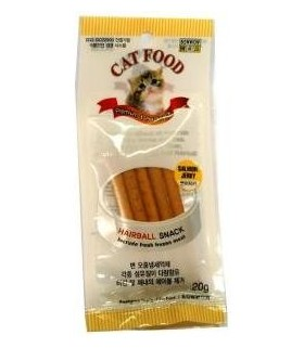 Bow Wow Salmon Hairball Snack 20g