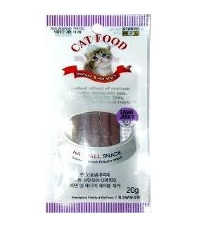 Bow Wow Lamb Hairball Snack 20g