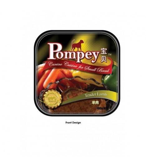 Pompey Lamb Tray Food 100g