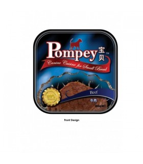 Pompey Beef Tray Food 100g