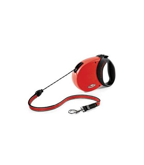 Flexi Comfort Long 3 Red/Black Cord 8m