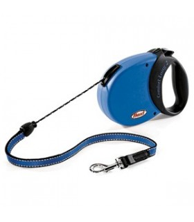 Flexi Comfort Long 3 Blue/Black Cord 8m
