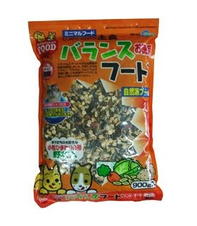 Marukan Hamster Balance Mix Food 900g