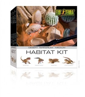 Exo Terra Habitat Kit Desert Medium