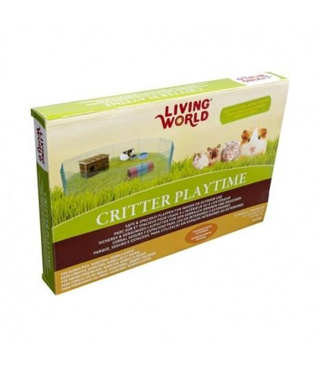 Hagen Living World Critter Playtime Small Animal Playpen