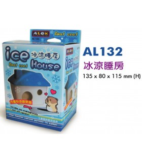 Alex Hamster Ice House