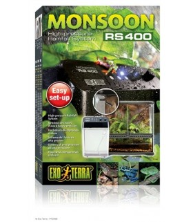 PT2495 Exo Terra Monsoon RS400 High-Pressure Rainfall System