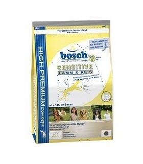 Bosch Sensitive Lamb and Rice 3kg