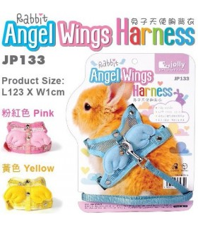 JP133 Rabbit Angel Wings Harness
