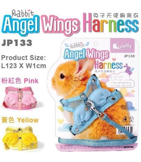 JP133 Rabbit Angel Wings Harness