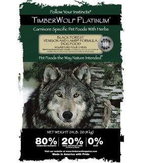 Timberwolf Blackforest Venison & Lamb