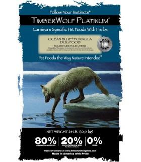Timberwolf Ocean Blue Herring & Salmon