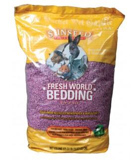 Sunseed FW Bedding Purple 975cu.in