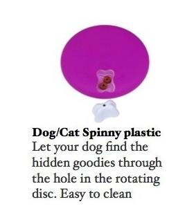 Brio Dog Cat Spinny Plastic